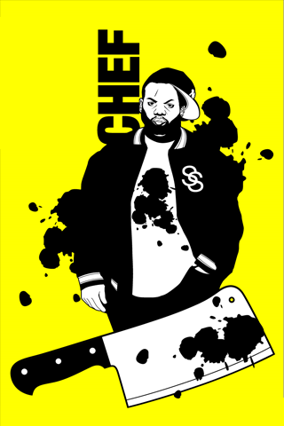 Wu Tang The Chef IPhone Wallpaper