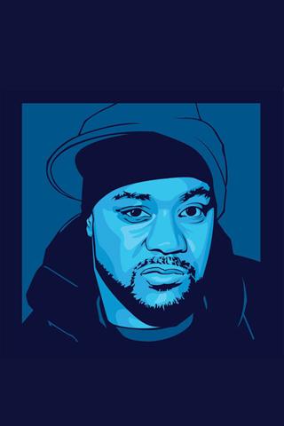Wu Tang - Ghostface iPhone Wallpaper