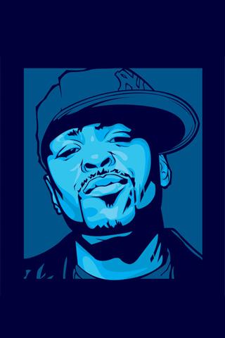 Wu Tang - Method Man iPhone Wallpaper