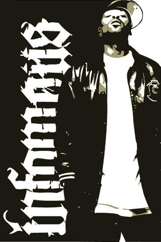 Method Man - Infamous iPhone Wallpaper