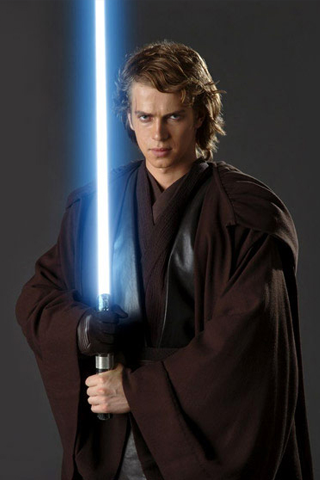 Anakin Skywalker - Star Wars Episode 3 iPhone Wallpaper