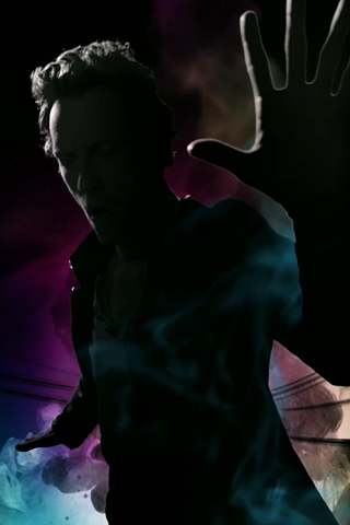 Coldplay - Chris Martin iPhone Wallpaper
