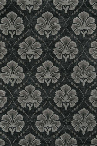 Flower Cloth Pattern iPhone Wallpaper