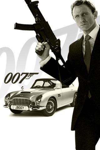 James bond 007 iphone wallpaper idesign iphone - James bond wallpaper iphone 5 ...