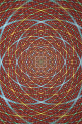 Abstract Time Warp Pattern Iphone Wallpaper Idesign Iphone