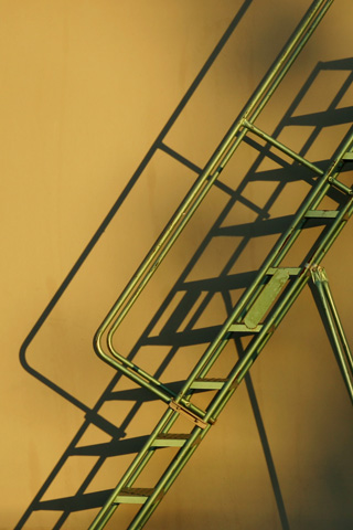 Staircase Photography iPhone Wallpaper