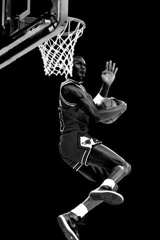 Michael Jordan 23 Iphone Wallpaper Idesign Iphone