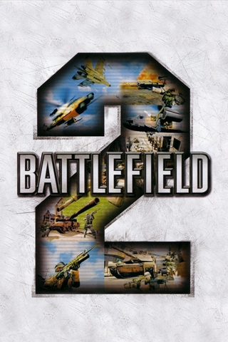 Battlefield 2 iPhone Wallpaper