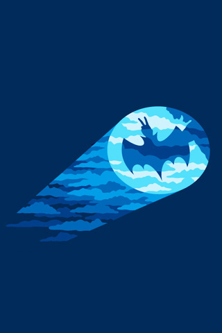 Batman Fail iPhone Wallpaper
