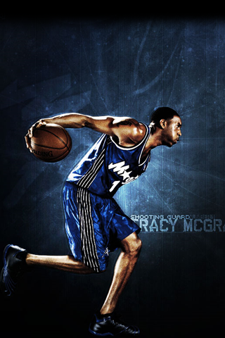 Tracy Mcgrady iPhone Wallpaper