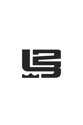 Lebron James White Logo iPhone Wallpaper