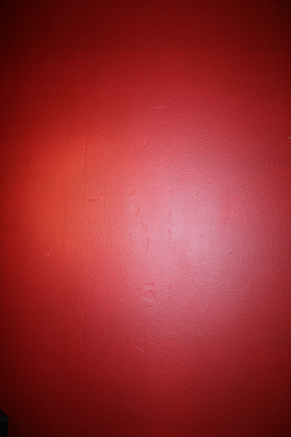 Simple Red Wall iPhone Wallpaper