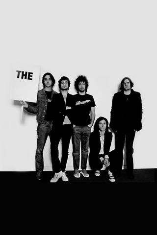 The strokes group shot iphone wallpaper idesign iphone the strokes group shot iphone wallpaper thecheapjerseys Image collections