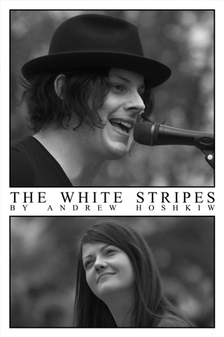 The White Stripes iPhone Wallpaper