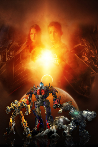 Transformers The Movie iPhone Wallpaper