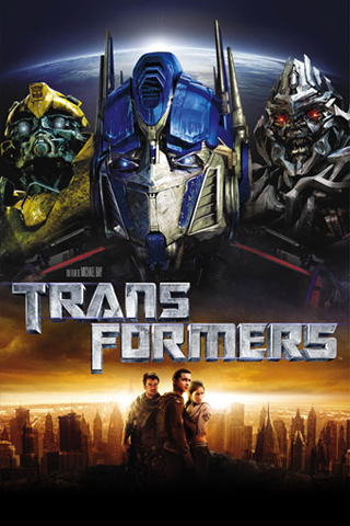 The Transformers Movie iPhone Wallpaper