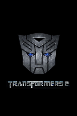 Transformers 2 Movie Poster iPhone Wallpaper