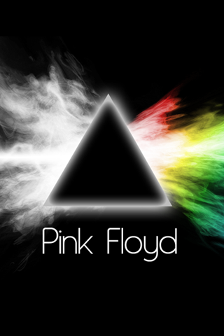 Pink Floyd Logo iPhone Wallpaper