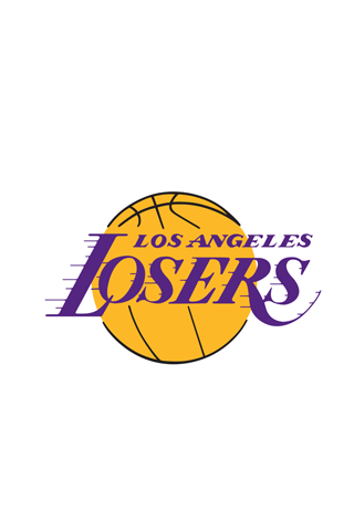 Los Angeles Losers iPhone Wallpaper | iDesign iPhone