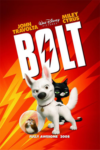 Bolt The Movie iPhone Wallpaper