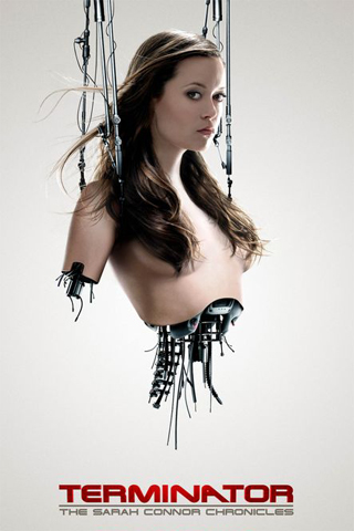 Terminator - The Sarah Connor Chronicles iPhone Wallpaper