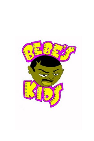 Bebe's Kids Logo iPhone Wallpaper