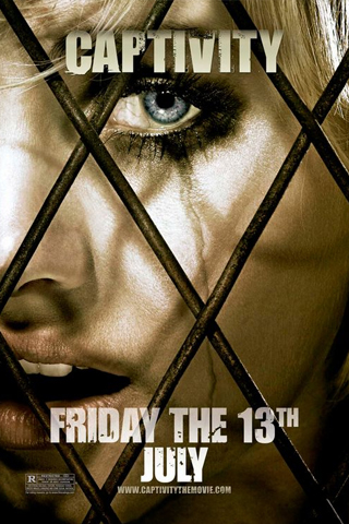 Captivity The Movie iPhone Wallpaper
