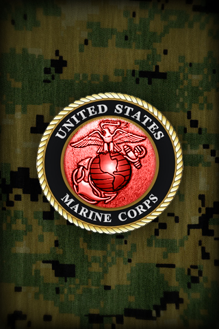 United States Marine Corps Iphone Wallpaper Idesign Iphone
