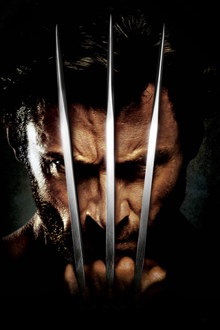 X-men Origins - Wolverine iPhone Wallpaper