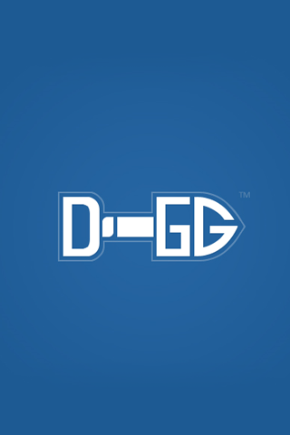 New Digg Logo Leaked iPhone Wallpaper
