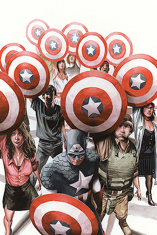 Kevin Rose Comic Book Cover IPhone Wallpaper