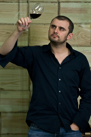 Wine Library TV - Gary Vaynerchuk iPhone Wallpaper