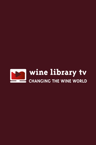 Wine Library TV Logo iPhone Wallpaper