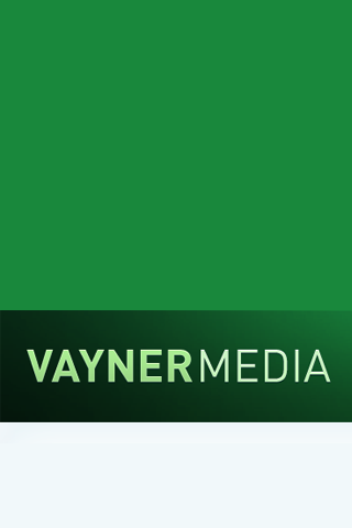 Vayner Media Logo iPhone Wallpaper