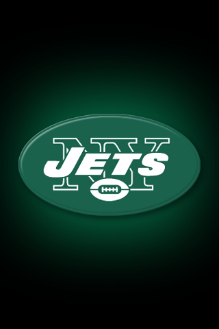 New York Jets Logo iPhone Wallpaper