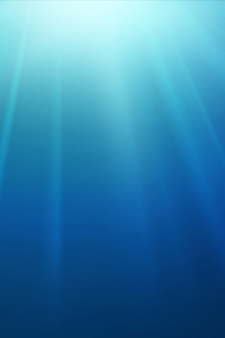 Plain Blue Background iPhone Wallpaper
