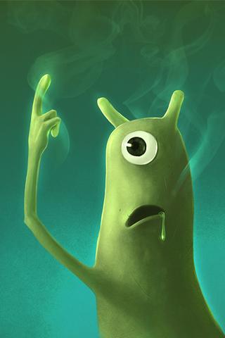 Monsters Inc. iPhone Wallpaper