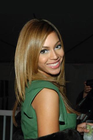 Beyonce Knowles iPhone Wallpaper