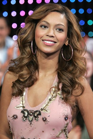 Beyonce Knowles iPhone Wallpaper