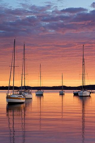Sail Boats iPhone Wallpaper