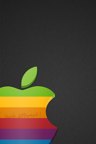 Apple Think Different Iphone Wallpaper Idesign Iphone