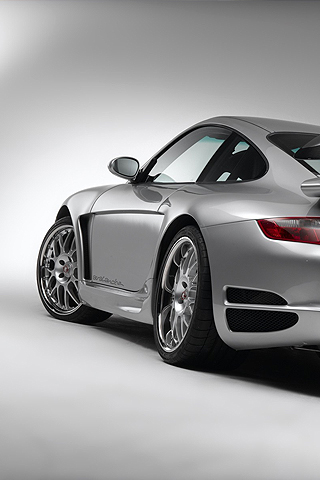 porsche 911 turbo gemballa iphone wallpaper