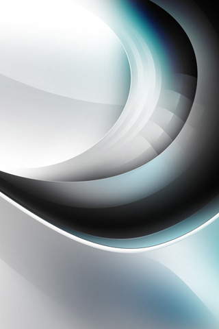 Abstract Swirl iPhone Wallpaper