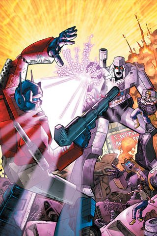 Transformers Battle Iphone Wallpaper Idesign Iphone