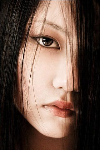 Beautiful Girl iPhone Wallpaper