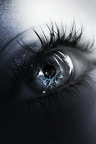 Eye iPhone Wallpaper
