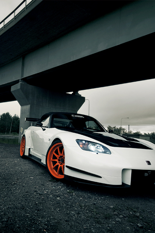 honda s2000 wallpaper. Honda S2000 iPhone Wallpaper