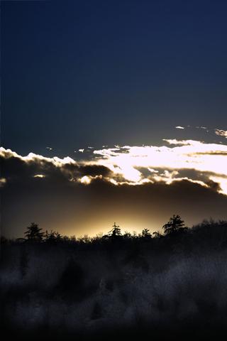 Beautiful Sunrise iPhone Wallpaper