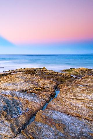 Beautiful Shore Iphone Wallpaper