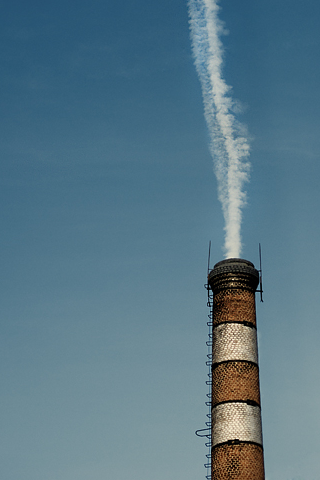 Chimney Stack iPhone Wallpaper